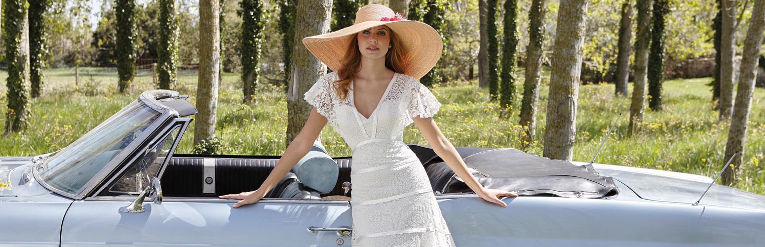 Robes de mariée NOVIA D\'ART