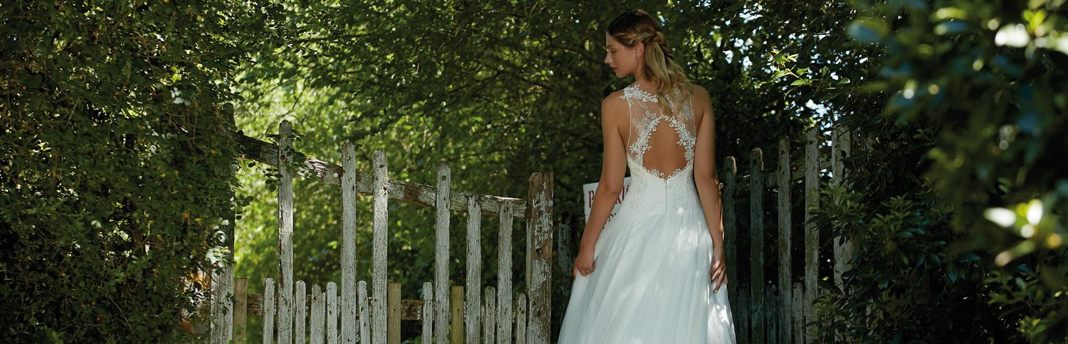 Robes de mariée - Créations BOCHET